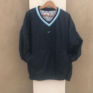 NIKE V-Neck Windbreaker Jacket